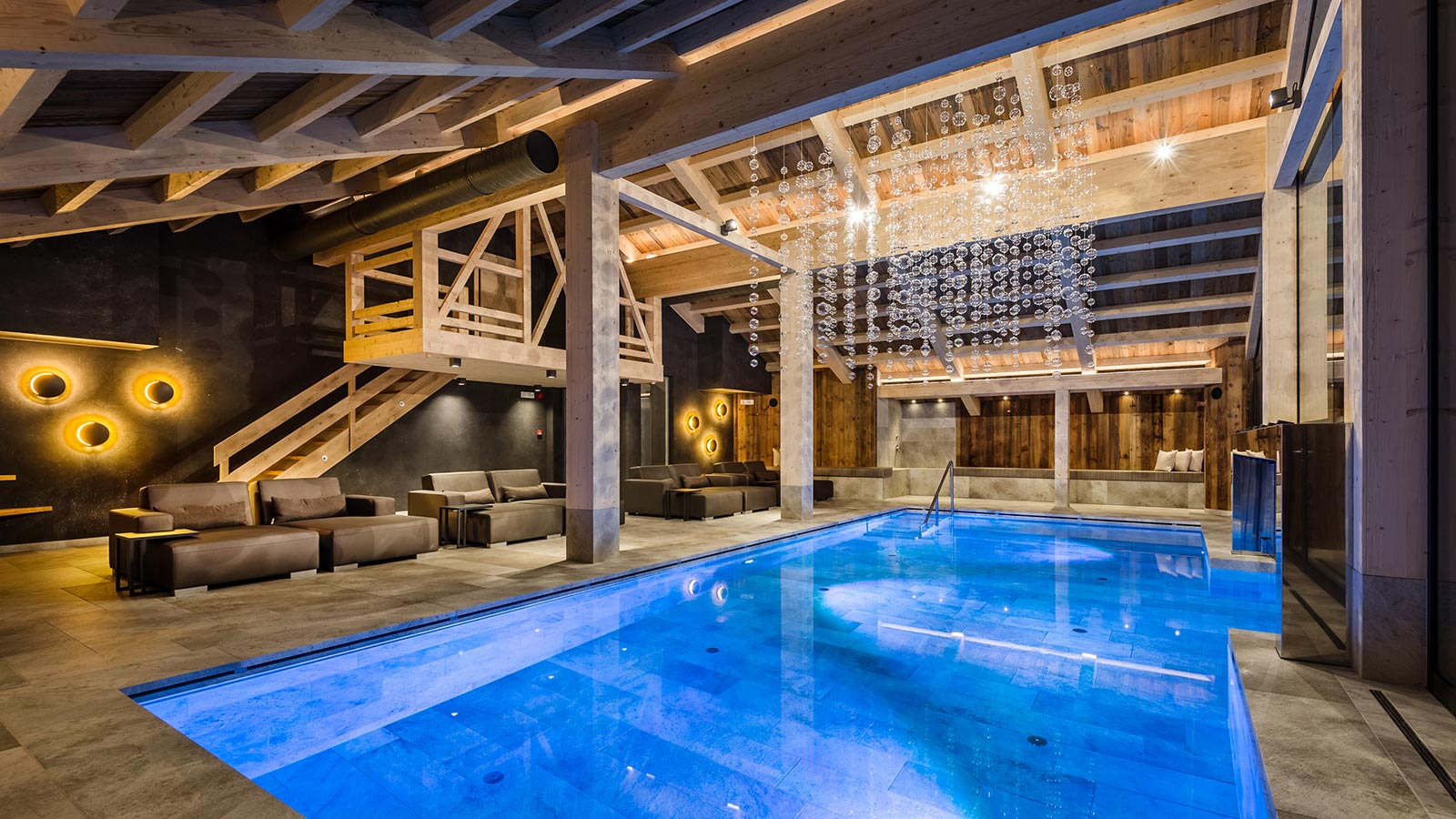 Hotel a corvara con piscina arkadia - Residence val badia con piscina ...